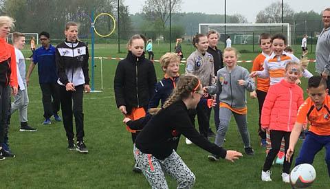 Koningsspelen weer groot succes in Nieuwegein