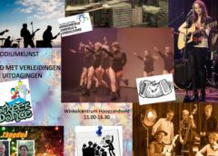 Festival Lentekriebels op 20 mei 2017 in Hoog Zandveld