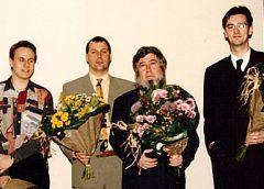 Chriet Titulaer die op 14 maart 1997 De Digitale Stad Nieuwegein opende is overleden