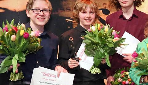 Nieuwegein pakt zowel eerste als tweede prijs tijdens Nationale Finale Prinses Christina Concours 2017