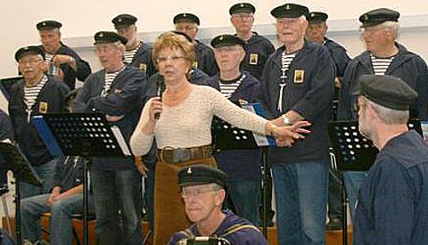 Gezellige middag met de Unie van Vrijwilligers in Nieuwegein