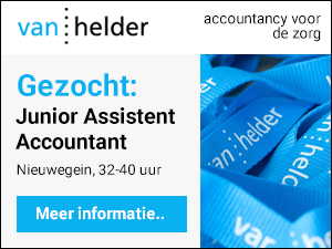 Gezocht: Junior assistent accountant