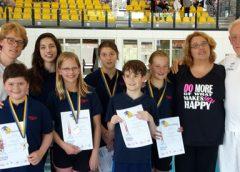 Schoonspringers zwemvereniging Aquarijn winnen de landelijke 5-kamp