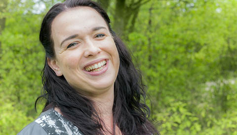 Portret van de Week: 'Sophie Burgers van de Muziekfabriek Nieuwegein'