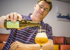Portret van de week: 'Vincent Verhaar, de bierbrouwer van Nieuwegein'