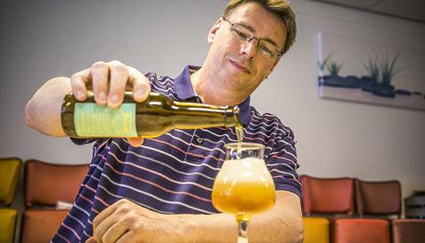 Bierproeverij bij Museumwerf Vreeswijk