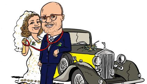 CDA-raadsleden stappen in het huwelijks bootje