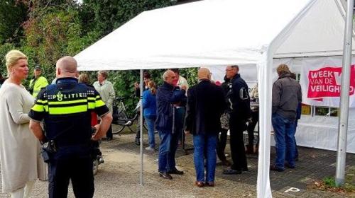 Positieve ontwikkeling veiligheidscijfers Nieuwegein