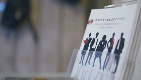 Dress for Success Utrecht helpt inwoners Nieuwegein goed gekleed naar een baan