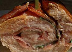 Koken met PEN: 'Saltimbocca van varkensvlees'