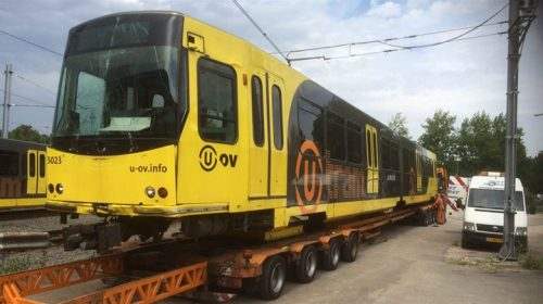 Vaarwel aan twee SIG-trams