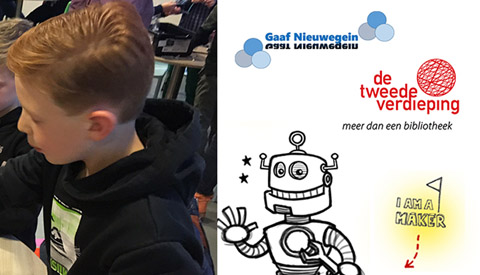 Bibliotheek start pilot met Gaaf! Nieuwegein