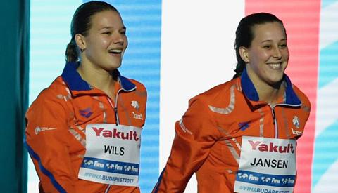 Wereldkampioenschappen schoonspringen te Boedapest