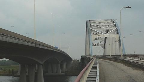 Oude Boogbrug tussen Vianen en Nieuwegein wordt volgend jaar ontmanteld