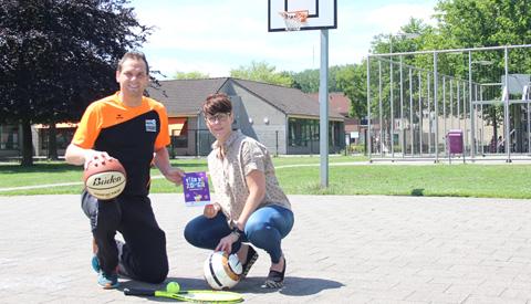 Zomervakantie Games voor de Nieuwegeinse jeugd in Fokkesteeg, Batau en Hoog-Zandveld