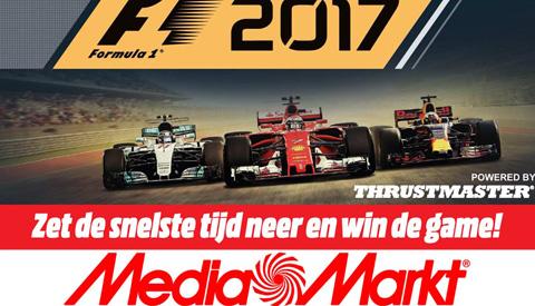F1 2017 Race Event bij MediaMarkt Nieuwegein
