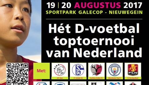 Sportpark Galecop in teken van 12e United Jeugd Cup