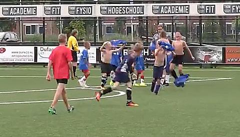 Geslaagd Voetbal Vierdaagse op Sportpark Galecop