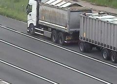 Slachtafval zorgt voor problemen op snelweg bij Nieuwegein