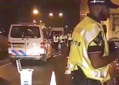 Vijf bestuurders met slok op tijdens controle op de A.C. Verhoefweg