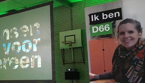 D66 maakt als eerste lokale partij kandidatenlijst verkiezingen gemeenteraad 2018 Nieuwegein bekend