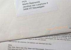 'Noodkreet uit Vreeswijk' een tiendelige brandbrief, deel 5