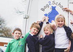 Bag2School op Het Vogelnest in Nieuwegein