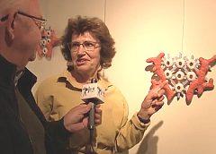Expositie Nora Baetens in Museum Warsenhoeck