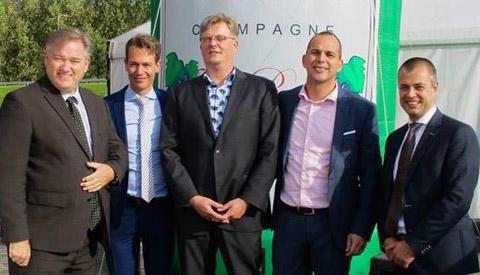 DHL Supply Chain opent feestelijk nieuw warehouse voor automotive en technology klanten