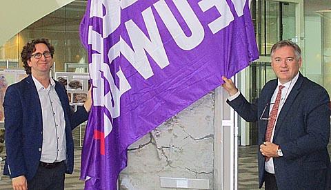 Video: Opening Foto-expositie van de opgraving voorwerpen uit de Swifterbantcultuur