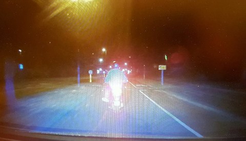 Politie pakt vluchtende scooterrijder en geeft een fikse bekeuring