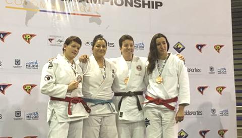 Charella Westra Wereld Kampioen jiu-jitsu