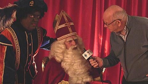 Video: Sinterklaas logeert in Nieuwegein!