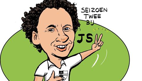 PENTekening: 'Jan Gaasbeek tekent bij, bij JSV'