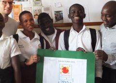 Anna van Rijn College in actie voor Namibië