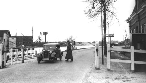 Toen & Nu: 'De tol bij Vreeswijk'