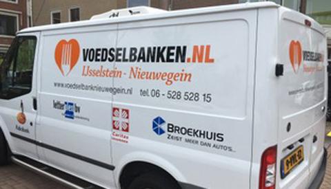 Voedselbank Nieuwegein-IJsselstein wijzigt uitgiftedag in verband met Koningsdag