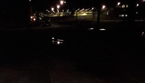 Straatverlichting in Nieuwegein belabberd, bewoners voelen zich niet veilig