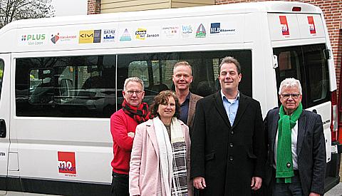 Stichting De Baten en Movactor starten lokale vervoersservice voor senioren in Nieuwegein