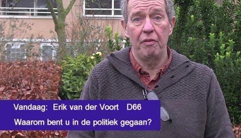 De gemeenteraadsverkiezingen komen er aan, D66 Nieuwegein