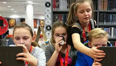 Kids Media Lab
