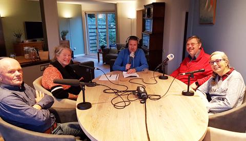 Wijkbewoners Fokkesteeg in het nieuws bij 'Nieuws en Co' op NPO Radio 1