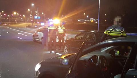 Dronken automobilist aangehouden in Nieuwegein
