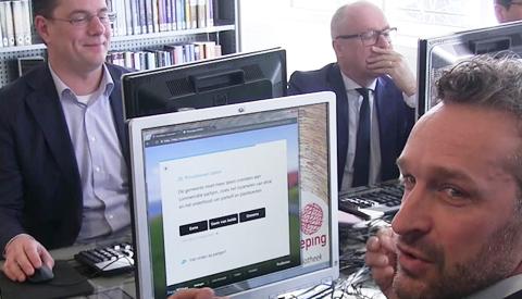 Video: Stemwijzer Nieuwegein Online