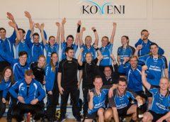 Korfballers uit Nieuwegein promoveren naar derde klasse