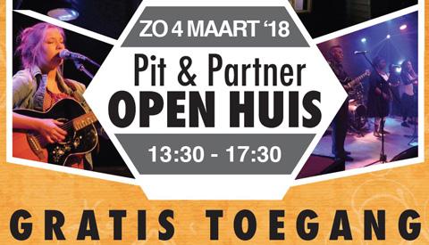 Open Huis The Pit en de Partner in Nieuwegein