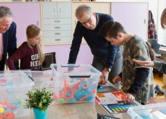 Programmeerweek op de Mauritsschool