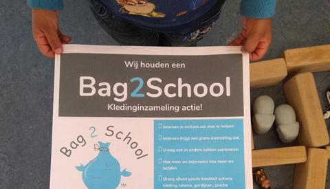 Bag2School op Het Vogelnest in Doorslag