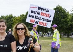 Leraren voortgezet onderwijs gaan staken in Nieuwegein