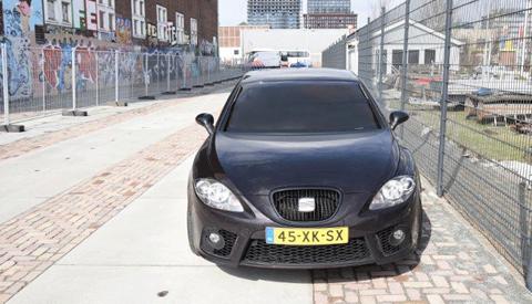 Vluchtauto van moordenaar Bakkali gestolen in Nieuwegein
